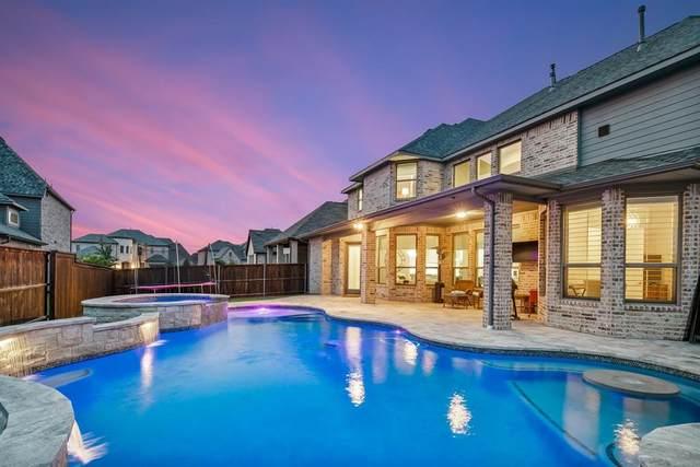 3511 Springhouse Way, Celina, TX 75009 (MLS #14267658) :: The Kimberly Davis Group