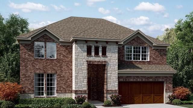 1250 Rainier Drive, Prosper, TX 75078 (MLS #14267660) :: The Chad Smith Team