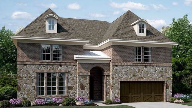 1301 Castle Drive, Prosper, TX 75078 (MLS #14267669) :: The Chad Smith Team