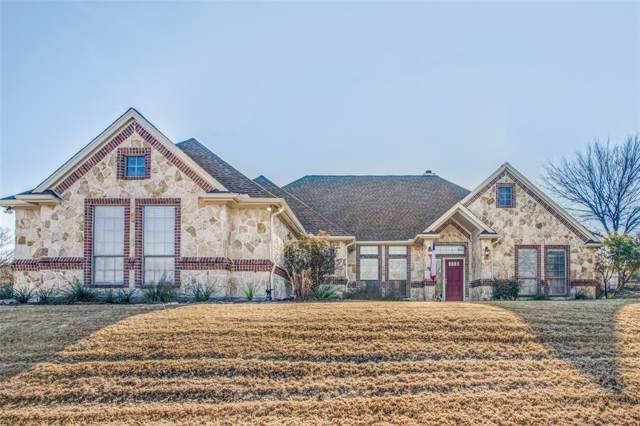 136 Forest Bend Lane, Weatherford, TX 76087 (MLS #14267689) :: Trinity Premier Properties
