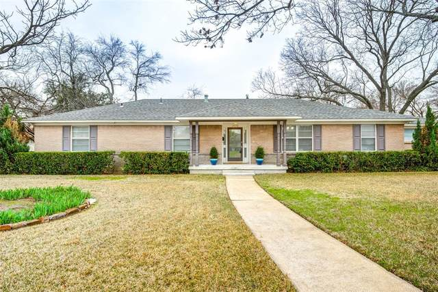 3938 Goodfellow Drive, Dallas, TX 75229 (MLS #14267702) :: The Kimberly Davis Group