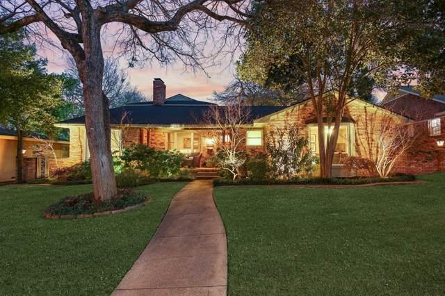 10562 Silverock Drive, Dallas, TX 75218 (MLS #14267719) :: The Kimberly Davis Group