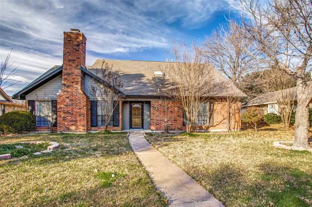 909 Courtland Drive, Mesquite, TX 75150 (MLS #14267735) :: Hargrove Realty Group
