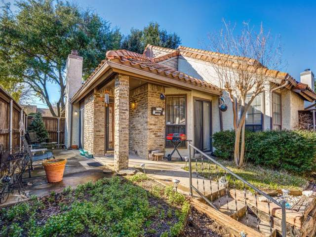 336 Melrose Drive 9A, Richardson, TX 75080 (MLS #14267737) :: The Good Home Team