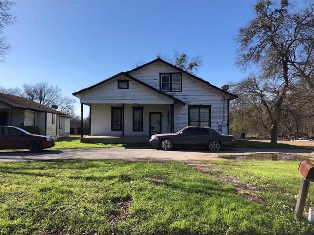 716 E Jefferson Street, Waxahachie, TX 75165 (MLS #14267738) :: Century 21 Judge Fite Company
