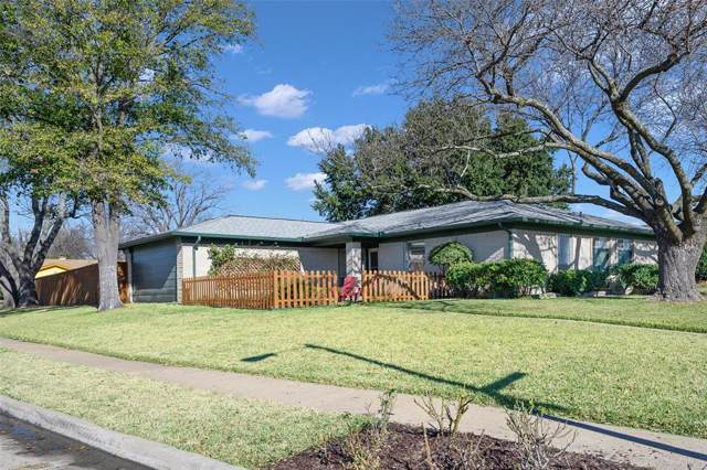 3231 Manchester Drive, Mesquite, TX 75150 (MLS #14267766) :: Real Estate By Design