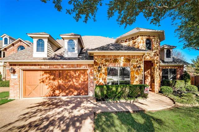 6009 Milan Court, Colleyville, TX 76034 (MLS #14267774) :: Lynn Wilson with Keller Williams DFW/Southlake