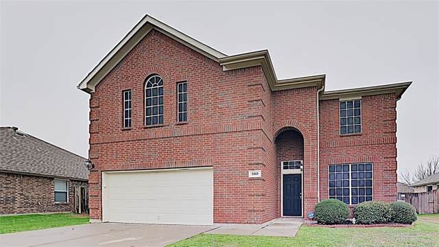 560 Creekbend Court, Crowley, TX 76036 (MLS #14267786) :: All Cities USA Realty
