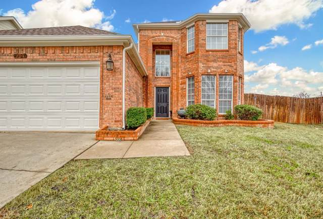 7925 Park Ridge Drive, Fort Worth, TX 76137 (MLS #14267794) :: Real Estate By Design