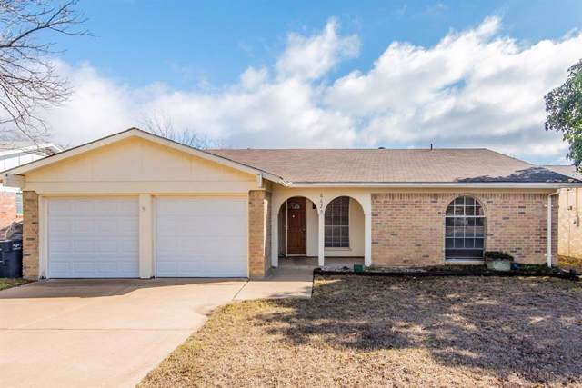 6629 El Greco Avenue, Fort Worth, TX 76133 (MLS #14267808) :: RE/MAX Town & Country