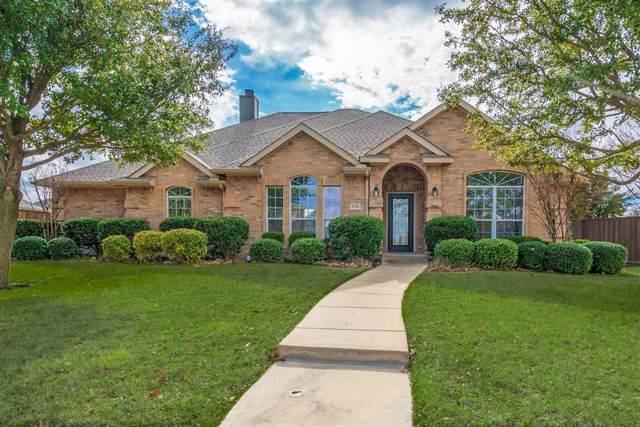 3725 Sun Garden Drive, Frisco, TX 75033 (MLS #14267822) :: The Chad Smith Team