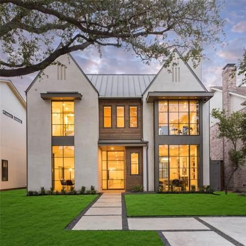 3414 Lindenwood Avenue, Highland Park, TX 75205 (MLS #14267828) :: Robbins Real Estate Group