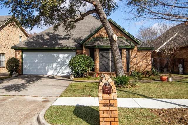 909 Colony Ridge Court, Irving, TX 75061 (MLS #14267866) :: Bray Real Estate Group