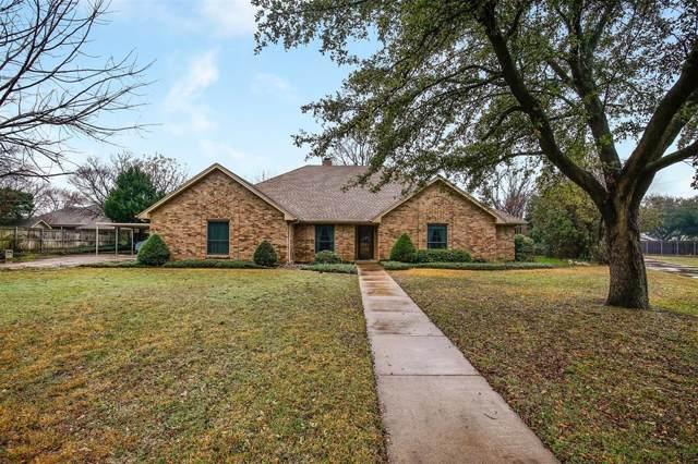 212 Woodbine Drive, Colleyville, TX 76034 (MLS #14267869) :: Trinity Premier Properties