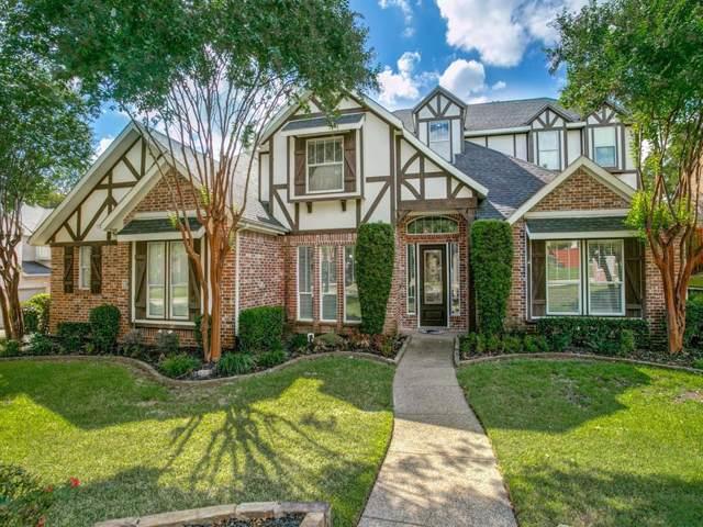130 Dartmouth Lane, Coppell, TX 75019 (MLS #14267879) :: Lynn Wilson with Keller Williams DFW/Southlake
