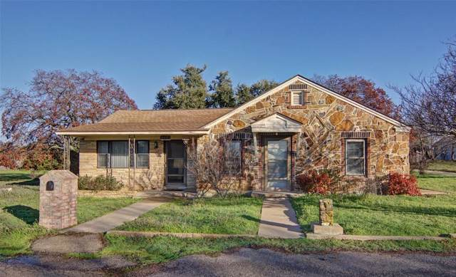 1218 Keechi Street, Weatherford, TX 76086 (MLS #14267895) :: The Mauelshagen Group