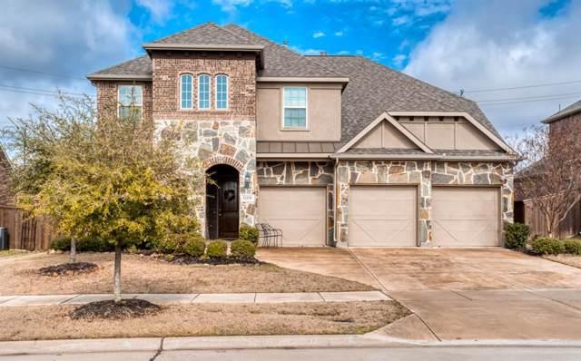 11178 Mosaic Drive, Frisco, TX 75035 (MLS #14267911) :: Van Poole Properties Group
