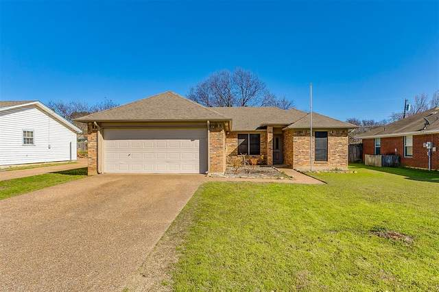 206 Willana Court, Cleburne, TX 76033 (MLS #14267928) :: All Cities Realty