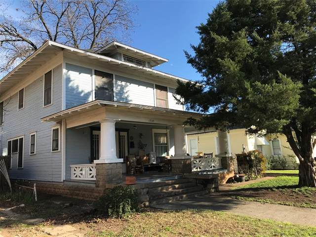 1725 Fairmount Avenue, Fort Worth, TX 76110 (MLS #14267929) :: Caine Premier Properties