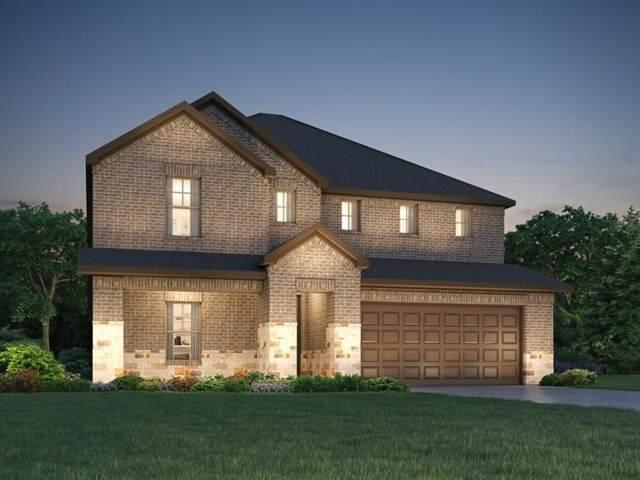 817 Cobalt Drive, Celina, TX 75009 (MLS #14267937) :: The Mauelshagen Group