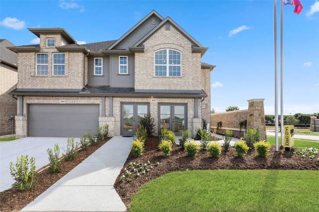 1016 Switchgrass Lane, Allen, TX 75013 (MLS #14267958) :: The Kimberly Davis Group