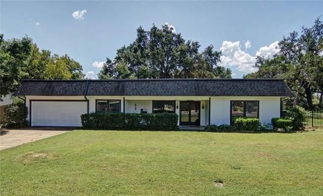 3815 Fairway Drive, De Cordova, TX 76049 (MLS #14267964) :: The Good Home Team