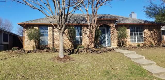 1319 E Branch Hollow Drive, Carrollton, TX 75007 (MLS #14267970) :: Hargrove Realty Group