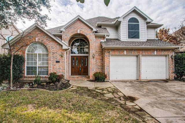 1109 Woodbriar Drive, Grapevine, TX 76051 (MLS #14267972) :: Lynn Wilson with Keller Williams DFW/Southlake