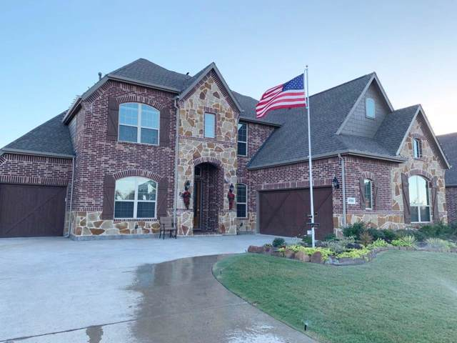 9733 Hickory Hill Road, Frisco, TX 75035 (MLS #14267979) :: Bray Real Estate Group