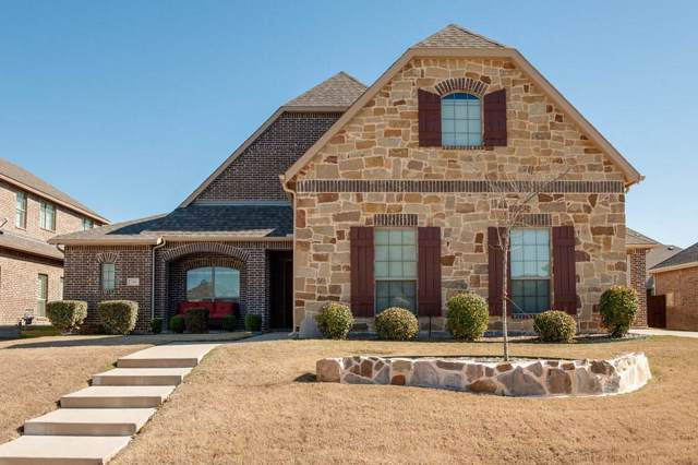 714 Lorraine Lane, Midlothian, TX 76065 (MLS #14268008) :: Lynn Wilson with Keller Williams DFW/Southlake