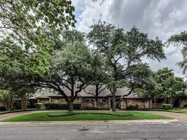 7109 Dye Drive, Dallas, TX 75248 (MLS #14268015) :: Century 21 Judge Fite Company