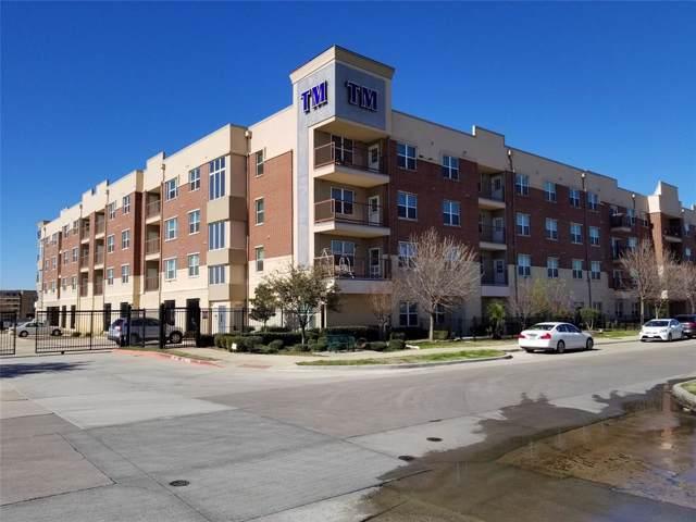 1100 W Trinity Mills Road #1003, Carrollton, TX 75006 (MLS #14268018) :: Baldree Home Team
