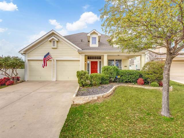 9209 Odeum Drive, Fort Worth, TX 76244 (MLS #14268031) :: Justin Bassett Realty