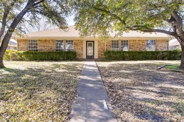 1013 Meridith Drive, Terrell, TX 75160 (MLS #14268043) :: The Mauelshagen Group