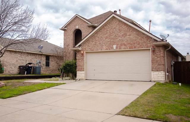 8628 Lariat Circle, Fort Worth, TX 76244 (MLS #14268047) :: Real Estate By Design