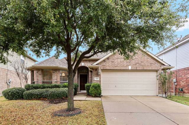 9416 Harrell Drive, Mckinney, TX 75072 (MLS #14268054) :: The Tierny Jordan Network