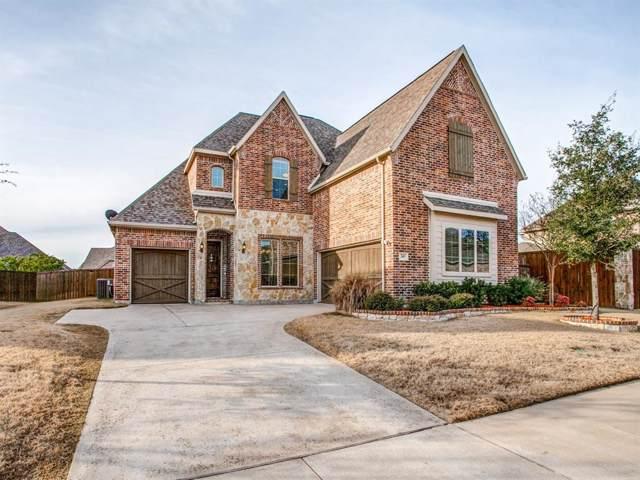 305 Crestbrook Drive, Rockwall, TX 75087 (MLS #14268075) :: The Tierny Jordan Network
