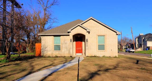 620 S Fitzhugh, Dallas, TX 75223 (MLS #14268084) :: RE/MAX Pinnacle Group REALTORS