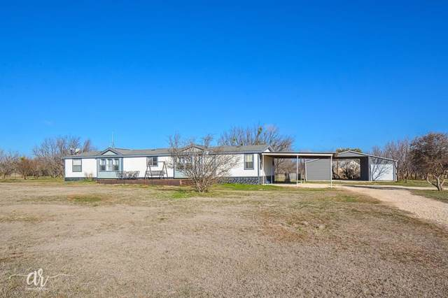 7066 County Road 244, Clyde, TX 79510 (MLS #14268085) :: Baldree Home Team