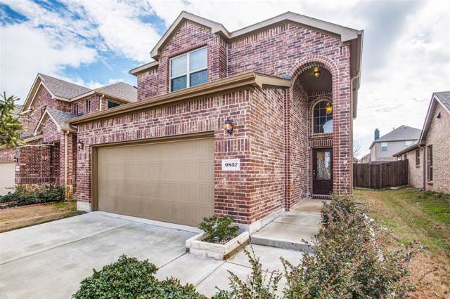 9837 Beaver Dam Lane, Mckinney, TX 75071 (MLS #14268095) :: Bray Real Estate Group