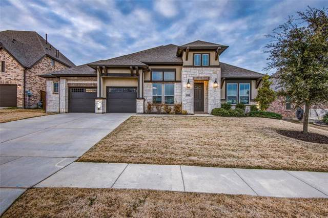 1004 Rock Falls Drive, Mckinney, TX 75071 (MLS #14268098) :: The Tierny Jordan Network