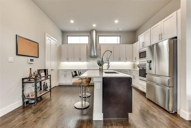 4226 Roseland Avenue #203, Dallas, TX 75204 (MLS #14268099) :: Century 21 Judge Fite Company
