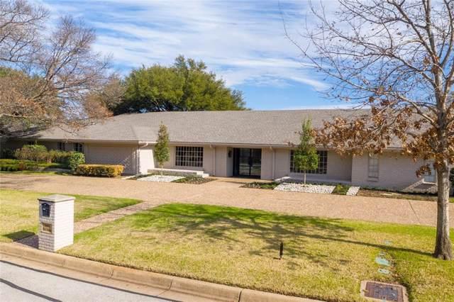 3451 Park Hollow Street, Fort Worth, TX 76109 (MLS #14268104) :: Century 21 Judge Fite Company