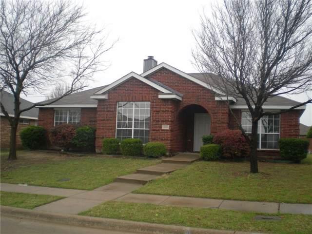 3900 Chelsea Drive, Mckinney, TX 75070 (MLS #14268137) :: The Tierny Jordan Network
