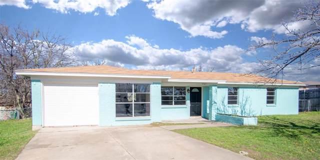 6141 Maurie Circle, Watauga, TX 76148 (MLS #14268154) :: Justin Bassett Realty