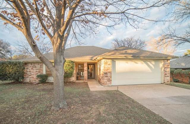 221 Timber Ridge Drive, Burleson, TX 76028 (MLS #14268160) :: Century 21 Judge Fite Company