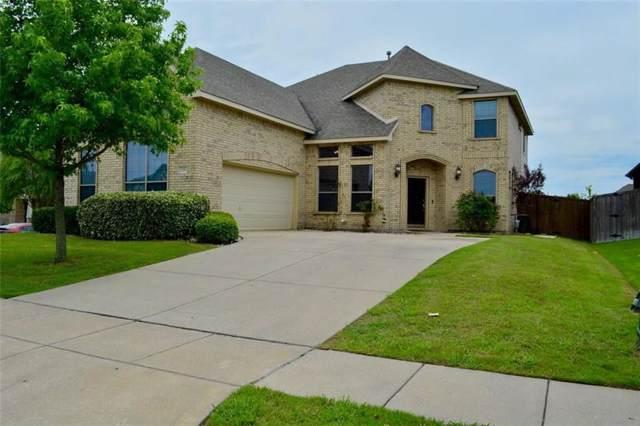 1150 Leafy Glade Road, Forney, TX 75126 (MLS #14268171) :: RE/MAX Landmark