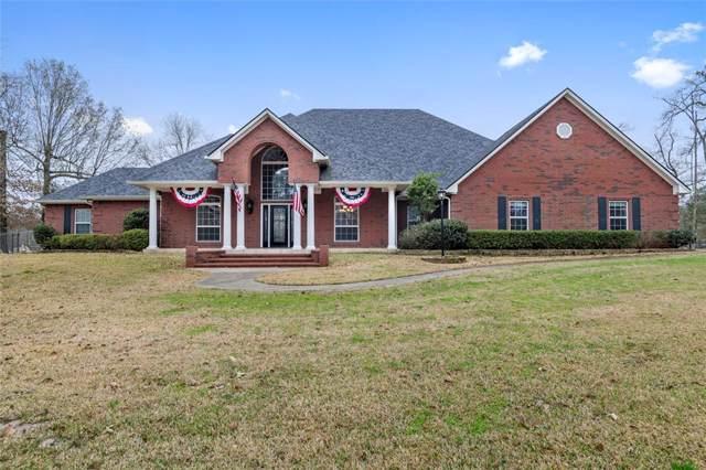 1142 Carrell Road, Lufkin, TX 75901 (MLS #14268185) :: The Mauelshagen Group