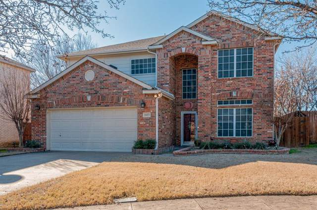 8473 Island Circle, Fort Worth, TX 76137 (MLS #14268186) :: Real Estate By Design