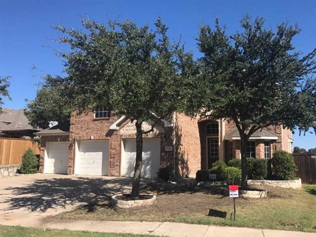 8518 Russell Drive, Rowlett, TX 75089 (MLS #14268189) :: The Good Home Team